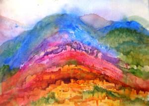 Rainbow Cliff Dwellings