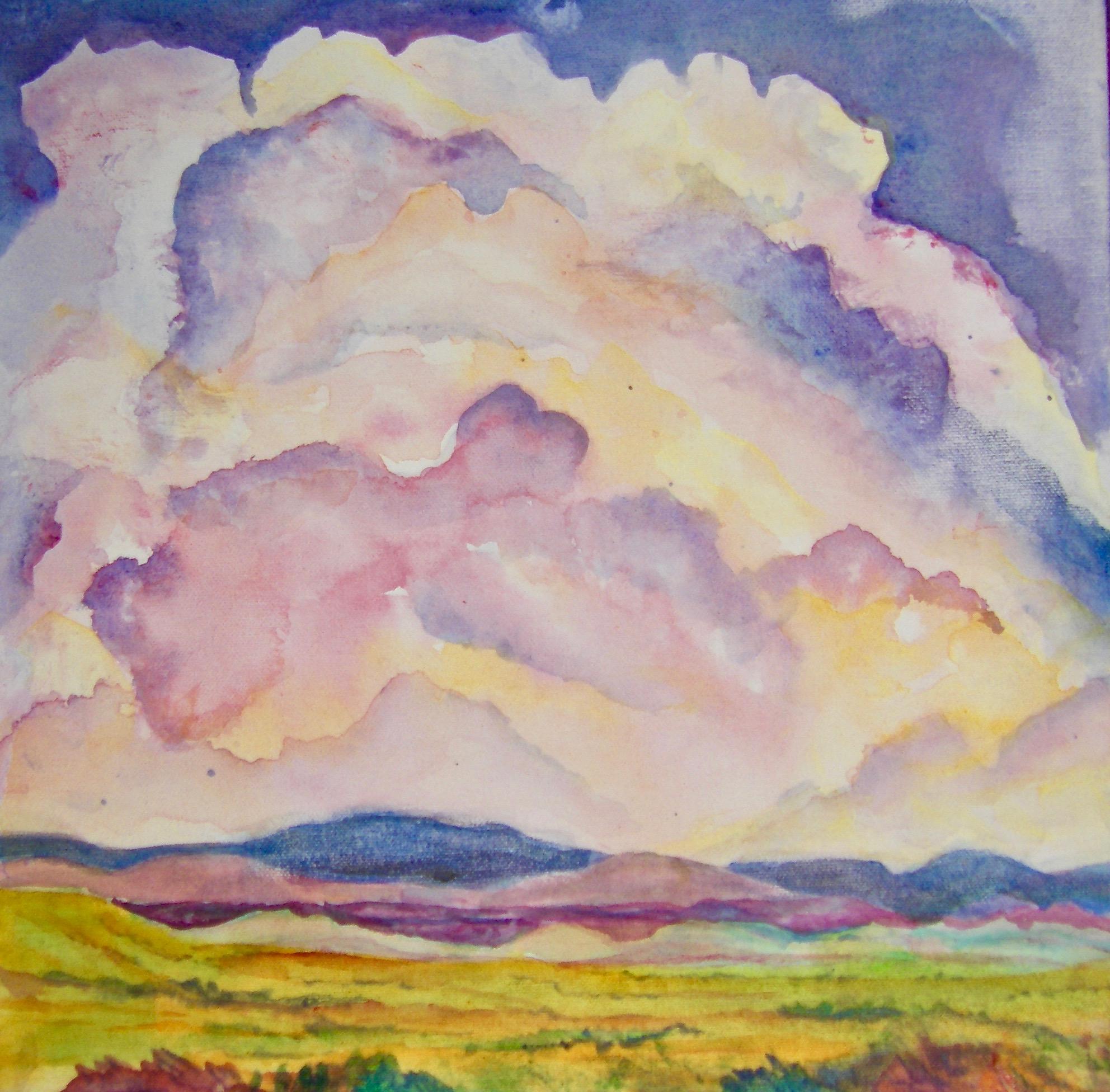 Lavender Clouds